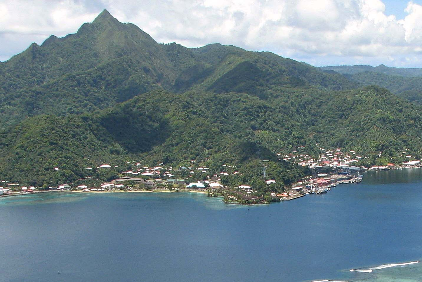 American Samoa Department of the Port